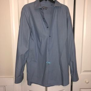 Kenneth Cole Button Down Dress Shirt